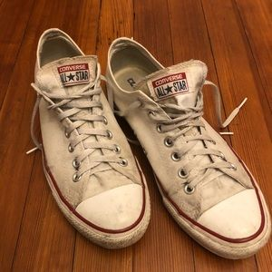 Used Converse All Stars Men's Size 9 Women's 11